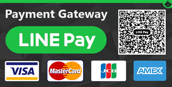 LINE Pay Payment Gateway For Opencart