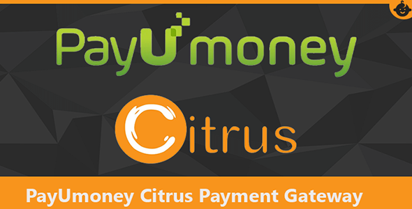 PayU Money And Citrus Unlimited Multi Currency Opencart 3.x